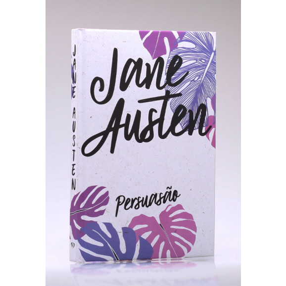 Persuasão   Capa Dura   Jane Austen