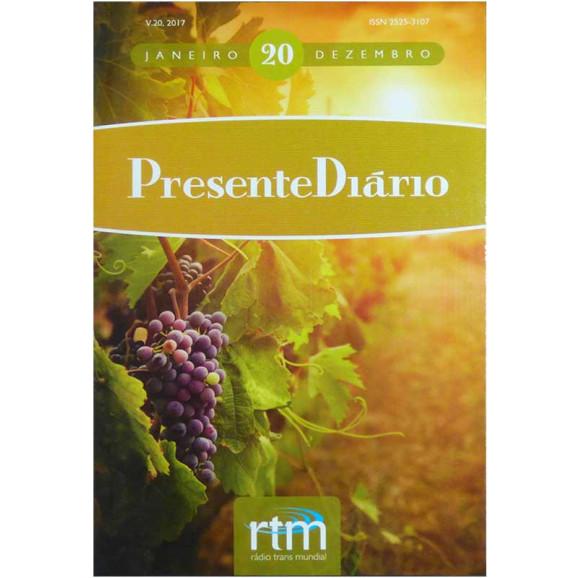 Presente Diário | Vol. 20 | Edição de Bolso