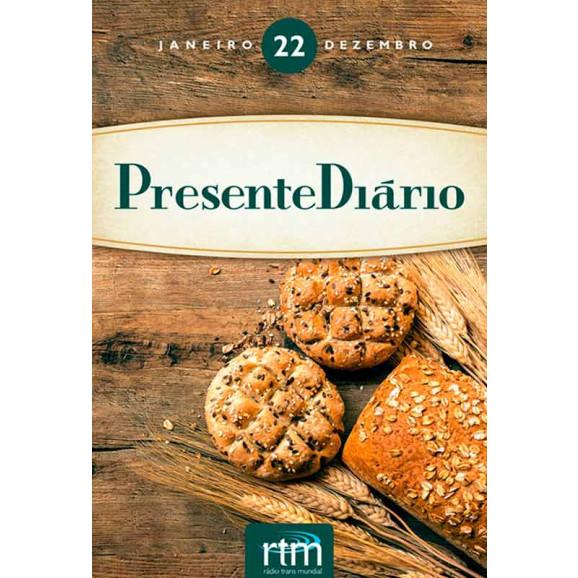 Presente Diário 2019 Vol.22 | Caixa 50 Unidade | Masculino | Envio Previsto 05/08