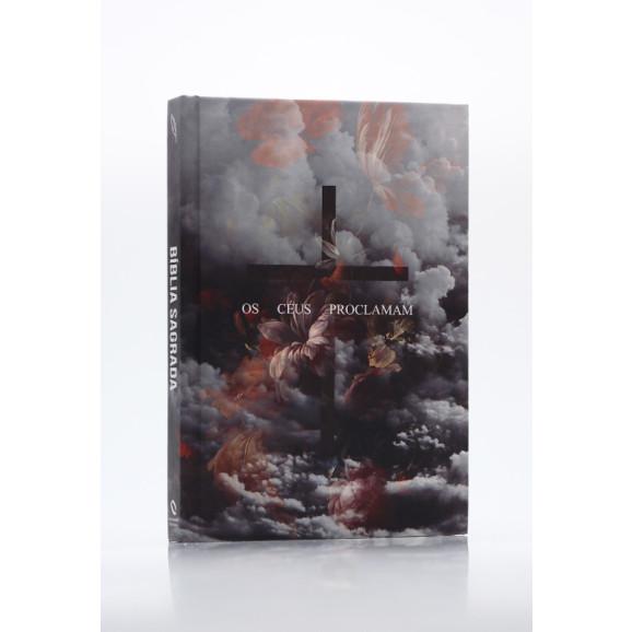Bíblia Sagrada   NAA   Letra Normal   Capa Dura   Os Céus Proclamam