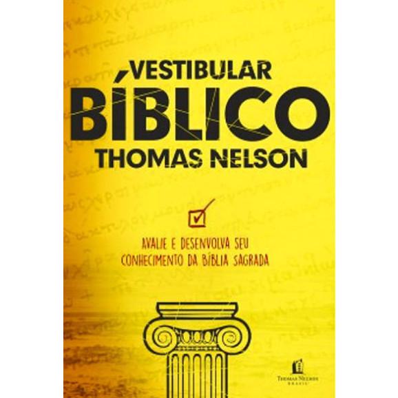 Vestibular Bíblico   Thomas Nelson