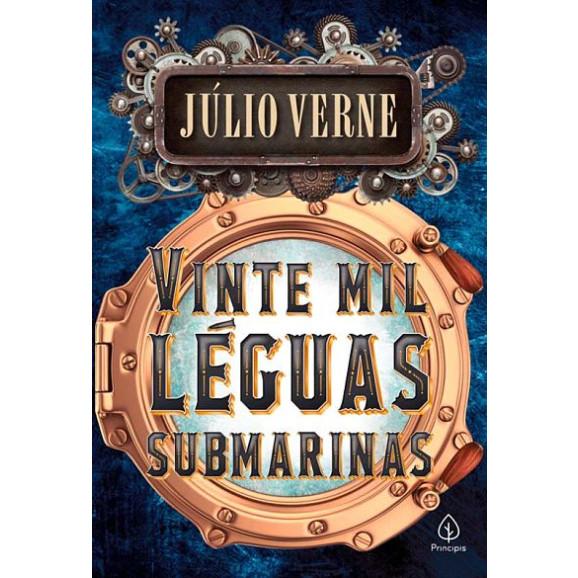 Vinte Mil Léguas Submarinas | Júlio Verne