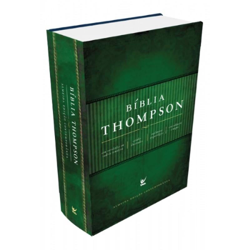 4ef299dc21a Bíblia de Estudo Thompson