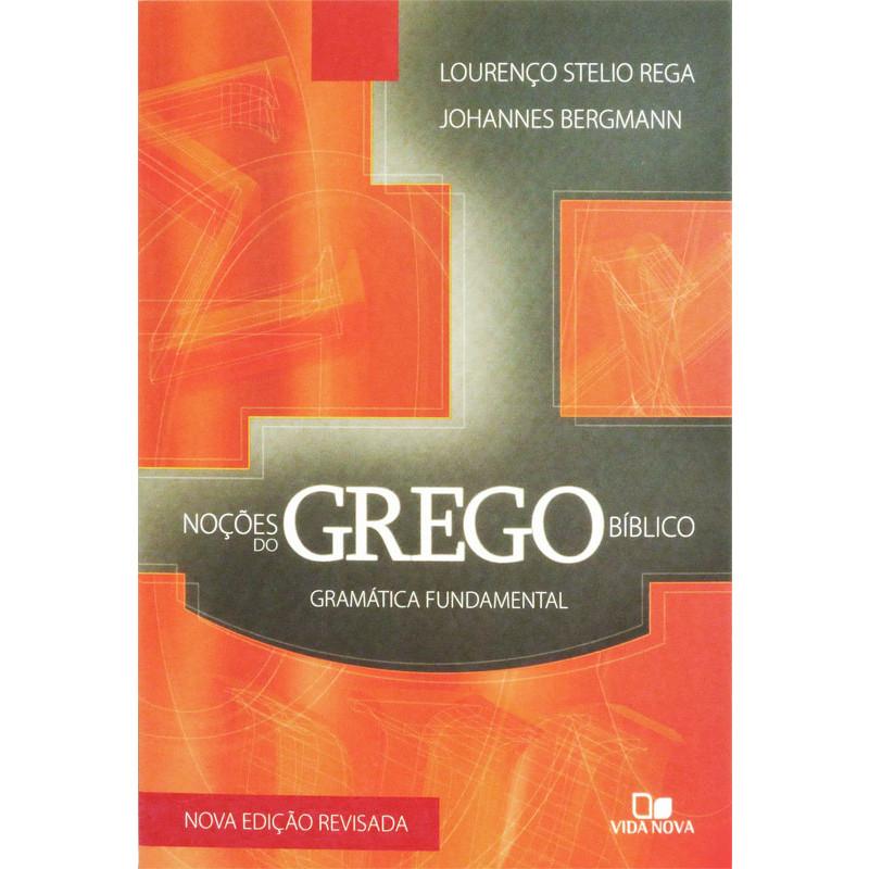 No U00e7 U00f5es Do Grego B U00edblico