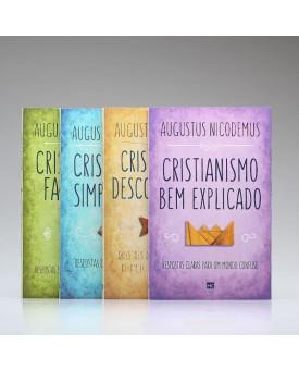 Kit 4 Livros | Descomplicando o Cristianismo | Augustus Nicodemus