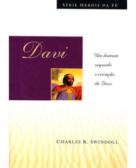Livro Davi | Heróis Da Fé | Charles Swindoll