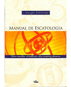 Livro Manual de Escatologia