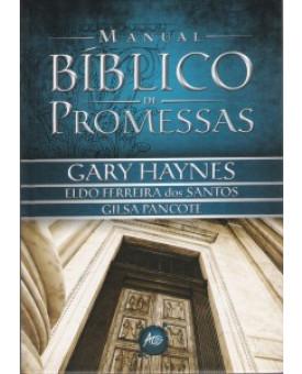 Livro Manual Bíblico De Promessas | Gary Haynes