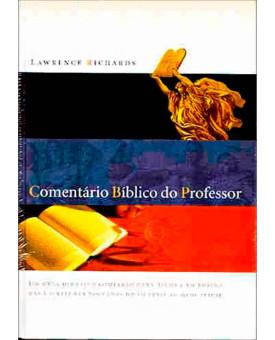 Comentário Bíblico Do Professor | Lawrence Richards