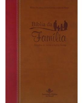 Bíblia de Estudo da Família | NTLH | Luxo