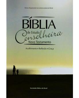 Bíblia De Estudo | NTLH | Letra Normal | Capa Dura | Novo Testamento