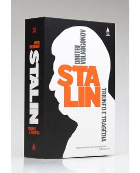 Box 2 Livros | Stalin | Dmitri Volkogonov