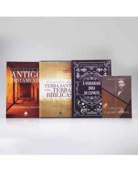 Kit 4 Livros | Homem Sábio