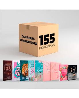 Caixa Para Revendedores | Com 155 Devocionais