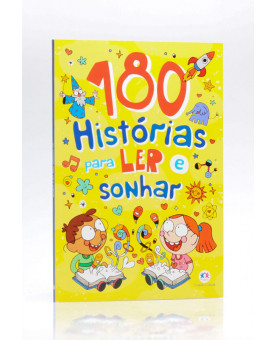 180 Historias Para Ler e Sonhar | Ciranda Cultural