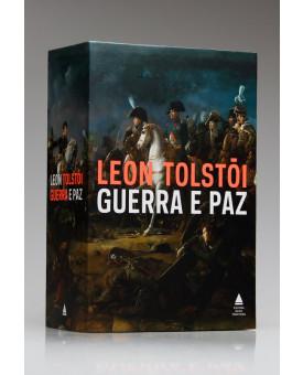 Box 2 Livros | Guerra e Paz | Leon Tolstói