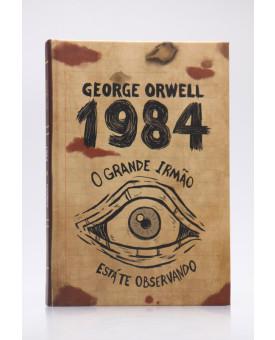 1984 | Capa Dura | George Orwell