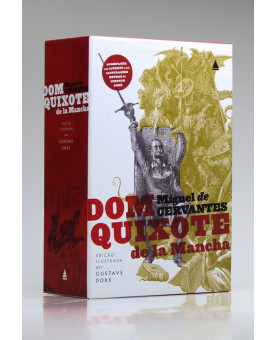 Box 2 Livros | Dom Quixote | Miguel de Cervantes