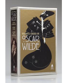 Box 3 Livros | Grandes Obras de Oscar Wilde | Oscar Wilde