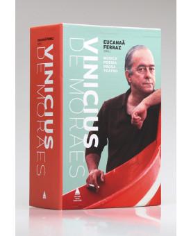 Box 2 Livros | Música, Poesia, Prosa e Teatro | Vinicius de Moraes