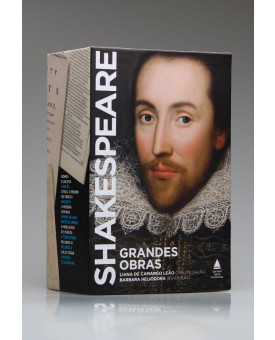 Box 3 Livros | Grandes Obras de Shakespeare | William Shakespeare
