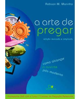 A Arte de Pregar | Robson Marinho