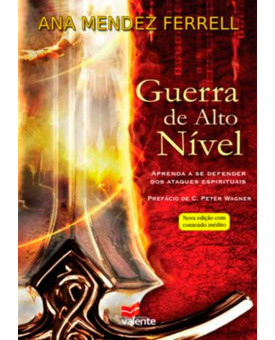 Livro Guerra De Alto Nível – Ana Mendez Ferrell