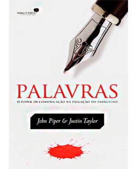 Palavras | John Piper | Editora Hagnos