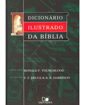 Livro | Dicionário Ilustrado da Bíblia
