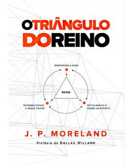 Livro O Triângulo Do Reino | J. P. Moreland