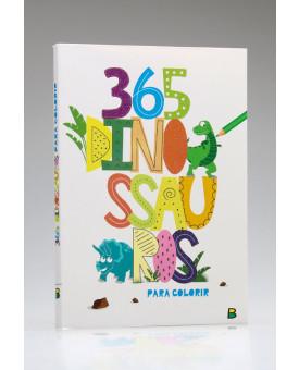 365 Dinossauros Para Colorir | Brasileitura