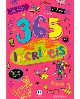 365 Atividades Incríveis   Ciranda Cultural