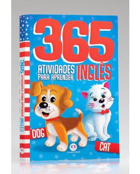 365 Atividades Para Aprender Inglês | Ciranda Cultural