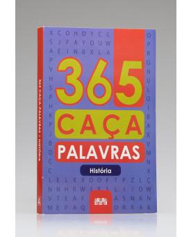 365 Caça-Palavras | História | Ciranda Cultural