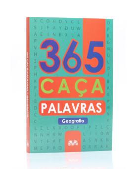 365 Caça-Palavras | Geografia | Ciranda Cultural