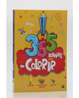 365 Desenhos para Colorir | Amarelo | Brasileitura