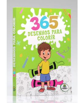 365 Desenhos Para Colorir | Brasileitura