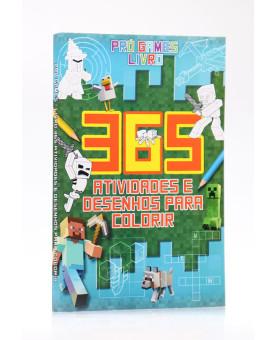Pró Games   365 Atividades e Desenhos Para Colorir