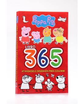 365 Atividades e Desenhos Para Colorir   Peppa Pig