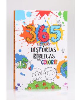 365 Histórias Bíblicas para Colorir