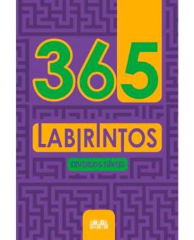 365 Labirintos | Diversos Níveis | Ciranda Cultural