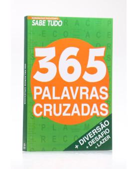 365 Palavras Cruzadas   Passatempos Sabe-Tudo