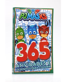 365 Atividades e Desenhos Para Colorir   Pj Masks