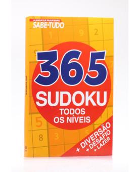 365 Sudoku - Todos os Níveis   Passatempos Sabe-Tudo