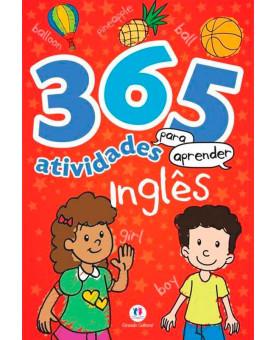 365 Atividades Divertidas Para Aprender | Inglês