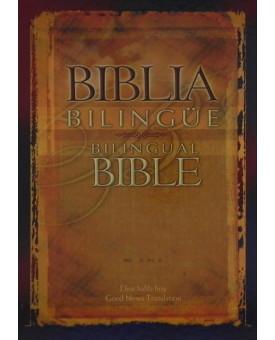 Bíblia Bilingue Espanhol e Inglês | GNT e NTLH