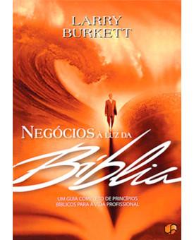 Livro Negócio à Luz da Bíblia -UDF (Universidade da Família)