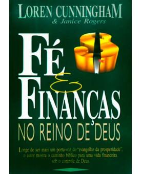 Livro Fé E Finanças No Reino De Deus | Loren Cunningham