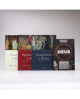 Kit 4 Livros | Grandes Teólogos