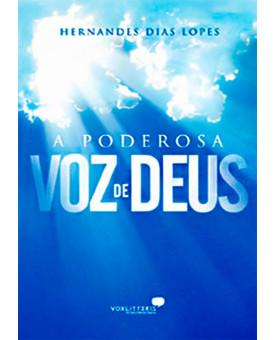 Livro A Poderosa Voz De Deus – Hernandes Dias Lopes
